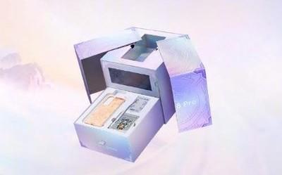 盒子里有啥?一图看懂华为nova8 Pro王者荣耀定制机
