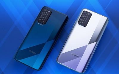 荣耀X10斩获年度全能5G手机 表现全面堪称市场黑马