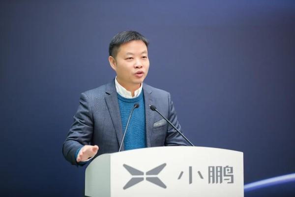 小鹏汽车董事长兼CEO何小鹏