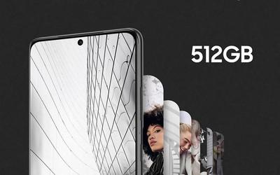 三星S21系列新机官方海报来了!高颜值+高辨识度