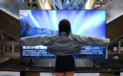 """小米电视大师82"""":享受极致影音体验是件很简单的事情"""