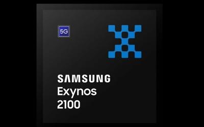 三星Exynos 2100芯片发布 集成5G设计主频高达2.9GHz