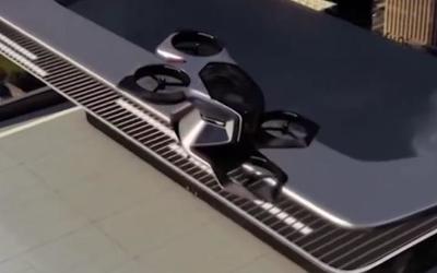 通用也要推飞行汽车?凯迪拉克飞行汽车概念视频来了