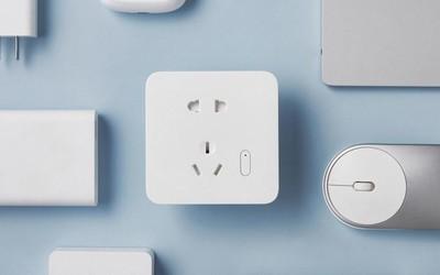 小米米家智能墙壁插座开启众筹 可远程控制仅售49元