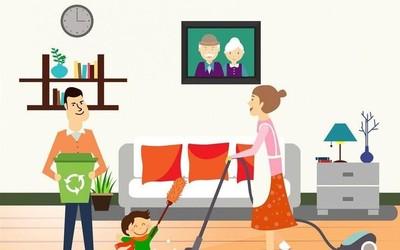 居家清洁必备的三大神器:智能家电为你排忧解难