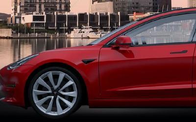 全新特斯拉Model 3有何不同?官方:更新不是一点点
