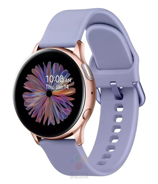 三星Galaxy Watch Active 2新配色(图源WinFuture)
