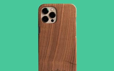 苹果MagSafe保护壳有木质和皮革款?这是第三方配件