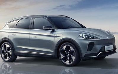 ARCFOX αT试驾体验 一辆驾驶品质出众的新能源汽车