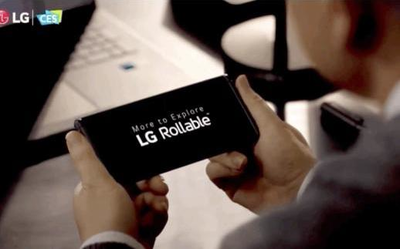 LG:不会关闭智能手机业务 今年会推出卷轴屏手机