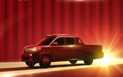 """五菱汽车首款皮卡车型命名为""""征途"""" 首创青春型皮卡"""