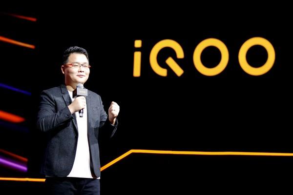 iQOO中国市场总裁冯宇飞:用三到五年冲刺第一阵营