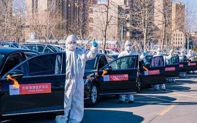滴滴出行:北京超10万名滴滴司机完成疫苗接种!