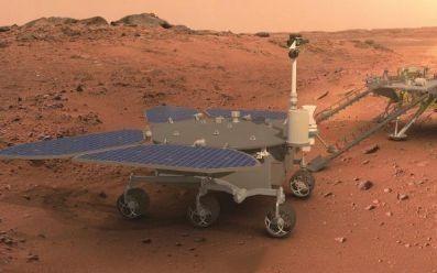 我国首辆火星车命名候选:麒麟、哪吒…你喜欢哪个?