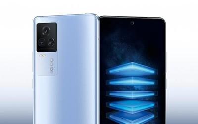 iQOO 7潜蓝配色版即将开售!后盖随光而变售3798起