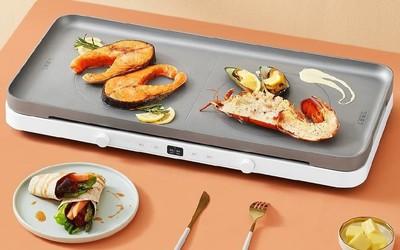 米家双口电磁炉开始预约!1月26日999元正式开售