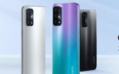 OPPO A93明天0点发售 5000mAh超大电池不到2000元
