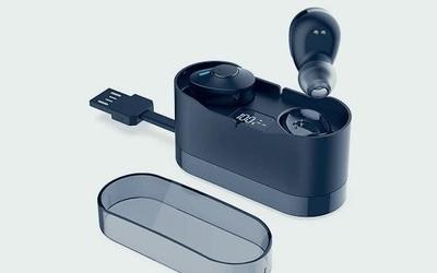 宏碁发布两款真无线耳机!自带充电线一款为分体设计