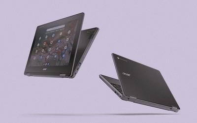 宏碁发布新款Chromebook 专门针对教育领域推出