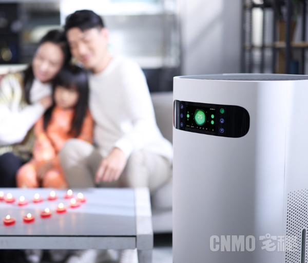 华为智选720全效空气净化器1Pro开售 除菌率99.99%
