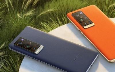 vivo X60 Pro+亮相 和X60、X60 Pro相比提升了这些!