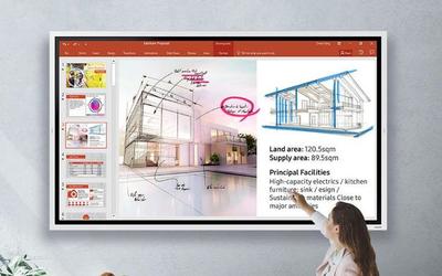 三星Flip智能会议电子白板开卖!显示器/触摸一体机