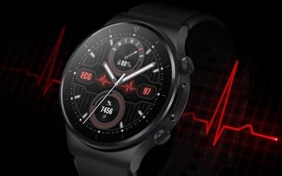 随时监测体温和血压异常?未来只需一只华为手表就可能做到!
