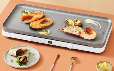 米家双口电磁炉明日正式开售!有双口烹饪需求可了解