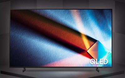 三星QLED畅薄QX1系列电视上市!机身不超过27mm