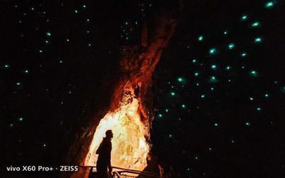 vivo X60 Pro+螢火蟲洞探秘之旅樣張曝光 黑光夜視2.0