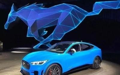 """福特中国回应""""牛马不分"""":Mustang Mach-E国产元年"""