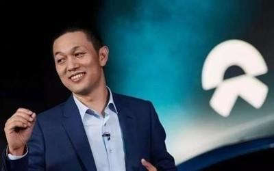 李斌称蔚来对手是苹果 网友:难道不是法拉第未来吗?