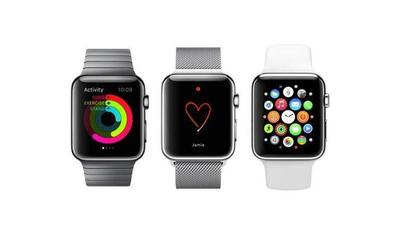苹果申请Apple Watch专利:要把电池当做振动马达?