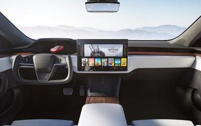 新款Model S能玩《赛博朋克2077》 性能直逼索尼PS5
