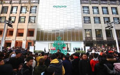 OPPO回应上海超级旗舰店关闭:将调整与升级门店
