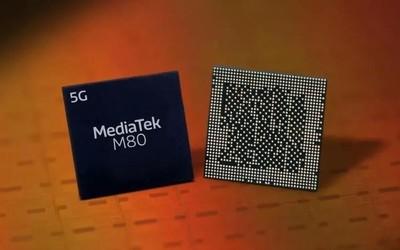 联发科发布M80 5G基带 最高下行速率可达7.67Gbps