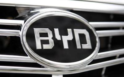 曝比亚迪汽车将成立四大事业部 为成立高端品牌铺路?