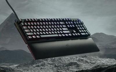雷蛇发布Huntsman V2模拟键盘 拥有1亿次按键寿命