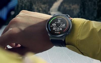 华为Watch GT 2 Pro系统版本更新 新增锁屏密码功能