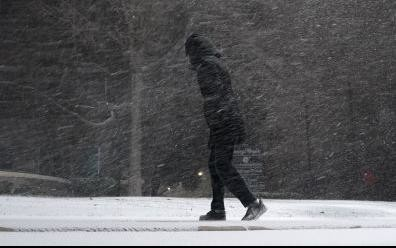 美国德州降温暴雪多地断电 三星电子工厂被迫停工