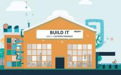 亚马逊推出Build It平台新产品 有时钟也有标签打印机