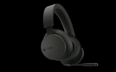 微软Xbox推头戴式无线耳机 适用于Xbox Series X/S