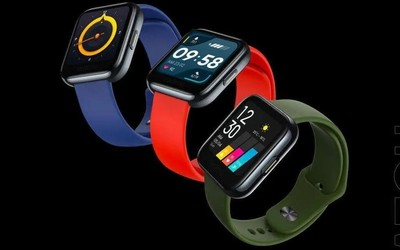 realme Watch 2 Pro即将在印度发布 已获得EEC认证