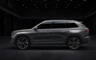 """吉利全新SUV KX11正式定名为""""星越L"""" 基于CMA打造"""