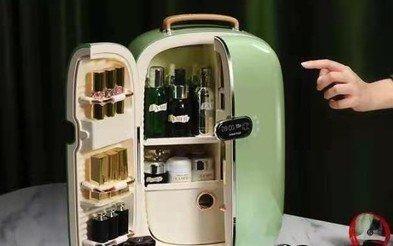 美妆冰箱成网红产品备受追捧 去年销量上涨超2倍!