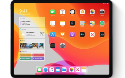 """很实用!iPadOS 14.5 Beta加入多语言""""随手写""""功能"""