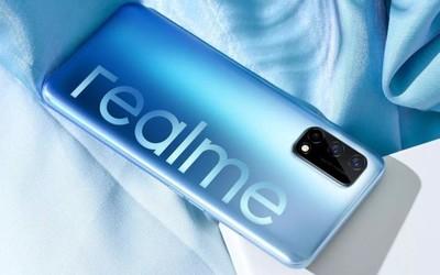 realme Narzo 30 Pro 5G曝光 或为真我Q2 5G的更名版