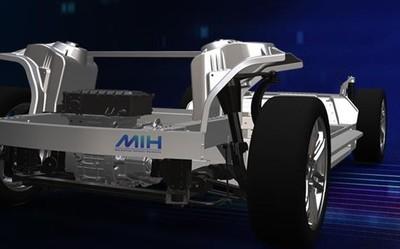 富士康电动汽车将于年底发布 意图5年达到10%市占率