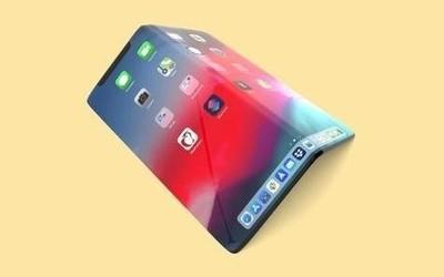 苹果或推出7英寸可折叠iPhone 并且支持Apple Pencil