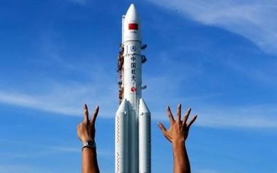 长征五号B遥二运载火箭运抵文昌发射场 或上半年发射